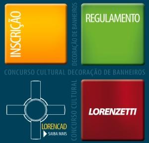 Concuros Lorenzetti de Decoração de Banheiros 002