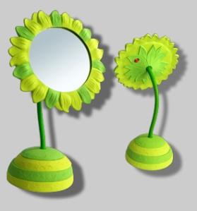 Pylones 012 - Espelho de Mesa