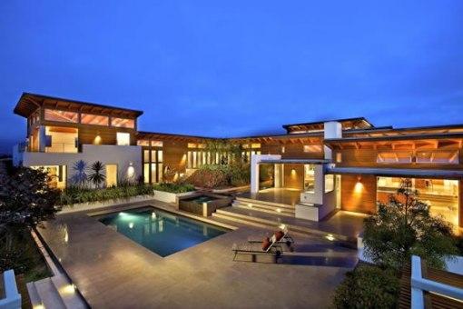 Arquitetura de casa e decoração de Interiores em San Diego 001