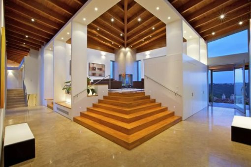 Arquitetura de casa e decoração de Interiores em San Diego 002