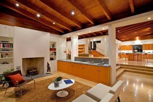 Arquitetura de casa e decoração de Interiores em San Diego 006
