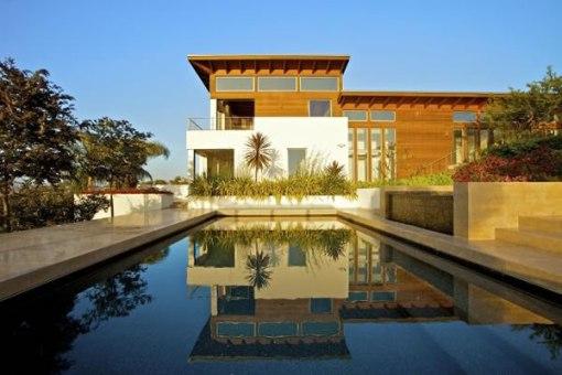 Arquitetura de casa e decoração de Interiores em San Diego 011