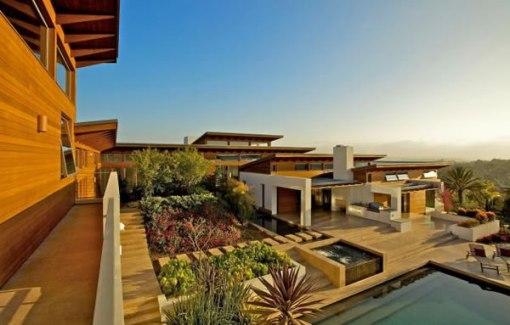 Arquitetura de casa e decoração de Interiores em San Diego 012