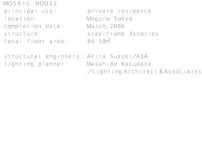 Arquitetura de casa mosaico com estilo minimalista Japão 009