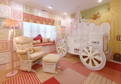 Decoração de quarto de bebe 001
