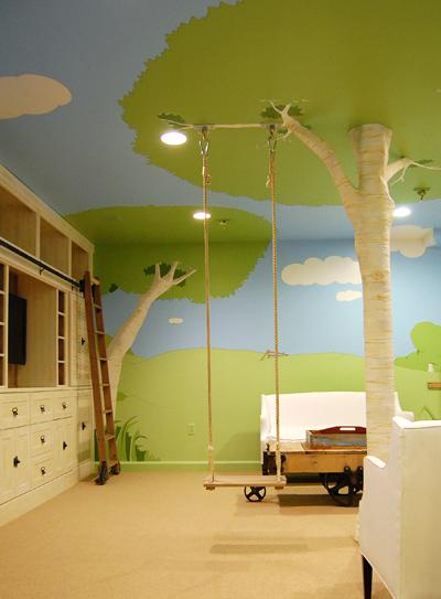 Decoração de quarto de bebe 009