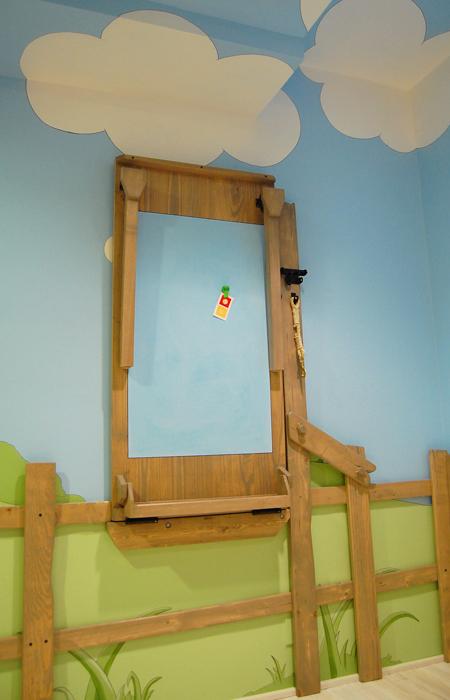 Decoração de quarto de bebe 016