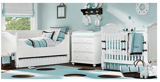Decoração de quarto de bebes 002
