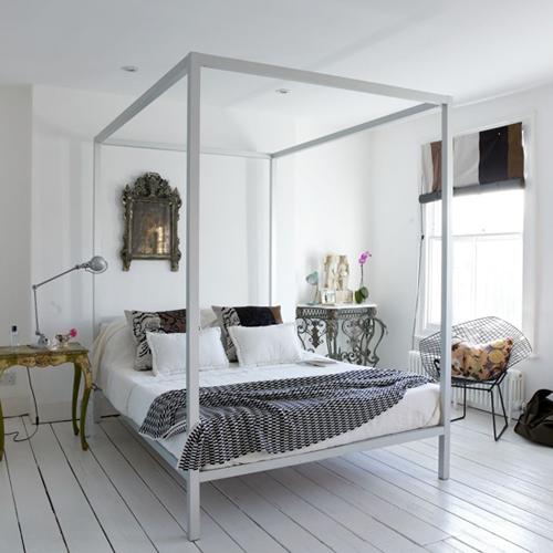 dicas de decoracao de interiores pequenos : dicas de decoracao de interiores pequenos:White Painted Wood Floors