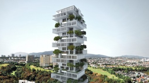 Projetos de Arquitetura Residentional Tower 001