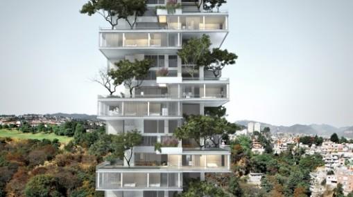 Projetos de Arquitetura Residentional Tower 002
