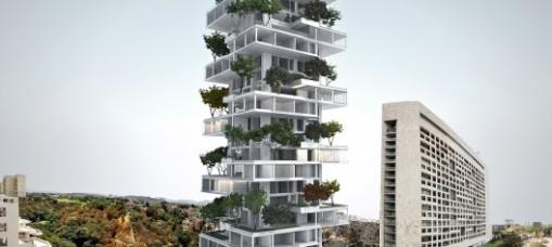 Projetos de Arquitetura Residentional Tower 005