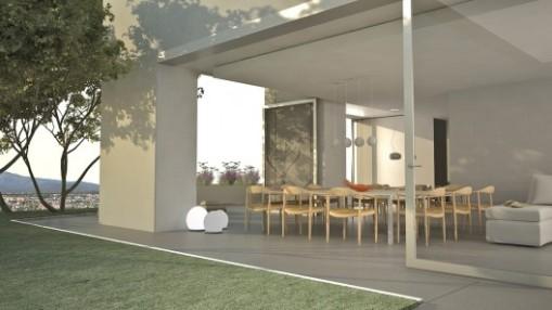 Projetos de Arquitetura Residentional Tower 007