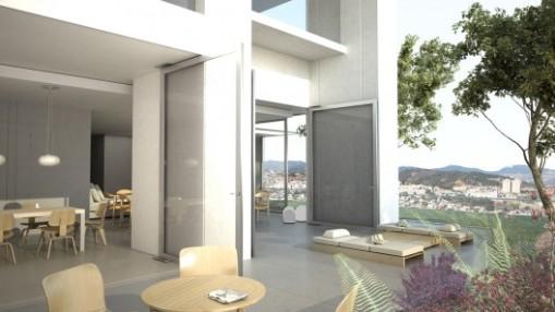 Projetos de Arquitetura Residentional Tower 014