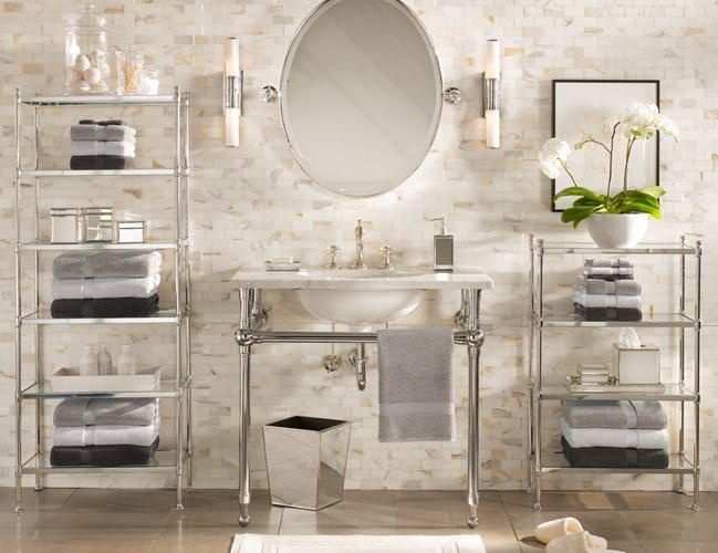 DICAS DE DECORAÇÃO PARA BANHEIROS  ObravipBlogs  Móveis, Decoração, Design  -> Decoracao De Banheiros Com Moveis Antigos