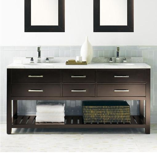 Decoracao de casa - dicas de decoração de banheiro com tons de cinza 2