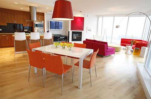 Dica de decoração para cozinhas modernas com mobiliário
