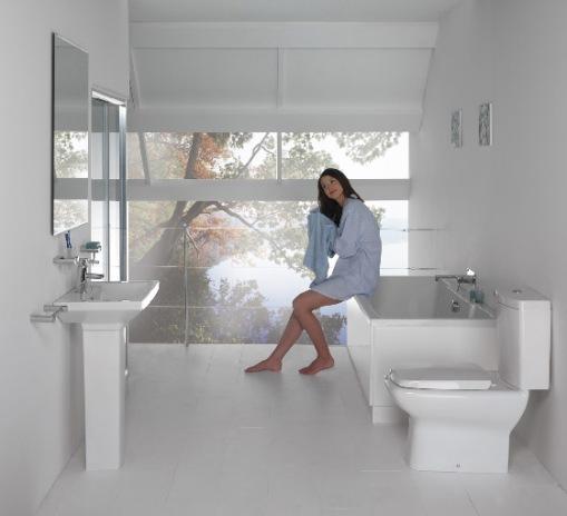 Dicas de decoracao de banheiro com banheira moderna 2