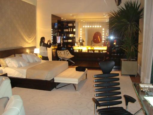 Dicas de Decoração de Quarto Casa Cor 2009 - Suíte Master Apartamento - Oscar Mikail (2)