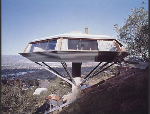 Foto de Arquitetura modernista por Julius Shulman 007