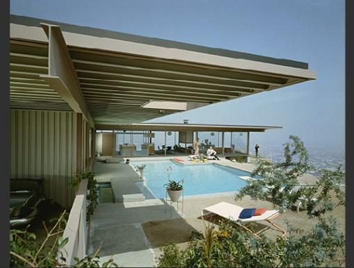 Foto de Arquitetura modernista por Julius Shulman 011