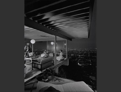 Foto de Arquitetura modernista por Julius Shulman 012
