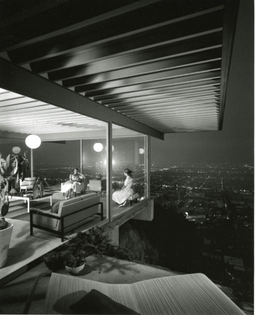 Foto de Arquitetura modernista por Julius Shulman
