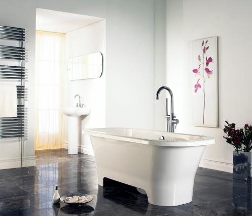 Dicas de decoracao de banheiro com banheira moderna Como
