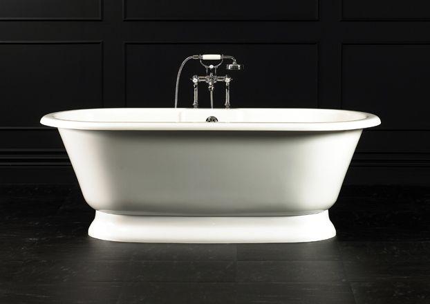 Que tal Decorar? Banheira Clássica Um toque requintado -> Como Se Chama Banheiro Com Banheira