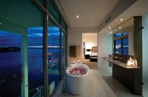 Dica de decoração - Arquiterura e decoração de casa na Gold Coast - Decoracao de banheiro