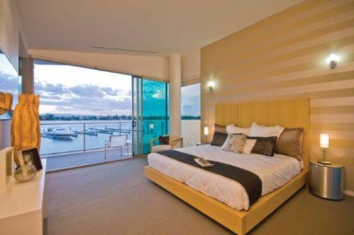Dica de decoração - Arquiterura e decoração de casa na Gold Coast - Decoracao de quarto de casal