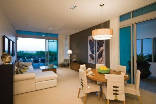 Dica de decoração - Arquiterura e decoração de casa na Gold Coast - Decoracao de sala de jantar e decoração de sala de estar