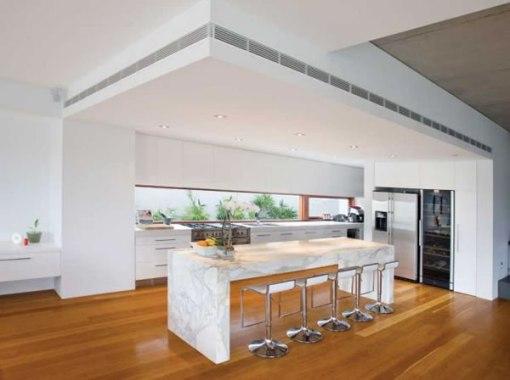 Dica de decoracao para casa - Arquitetura e decoração da cozinha ou espaço gourmet
