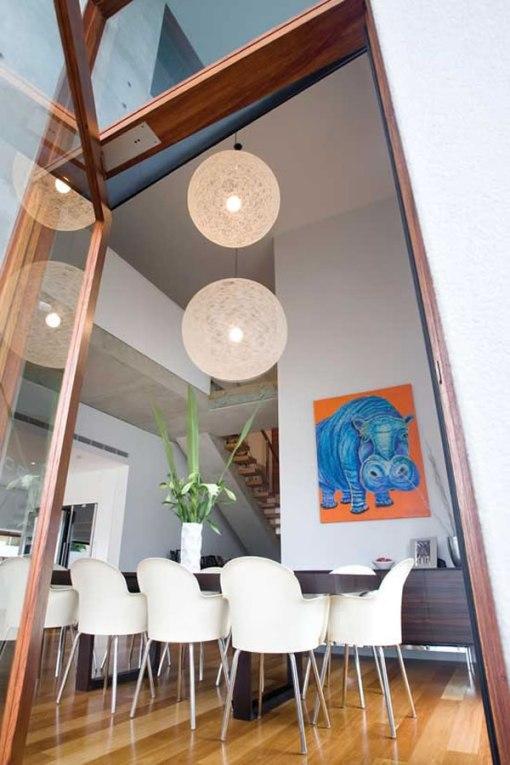 Dica de decoracao para casa - Arquitetura e decoração da sala de jantar