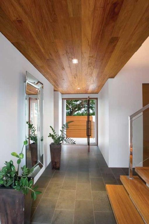 Dica de decoracao para casa - Arquitetura e decoração do hall de entrada