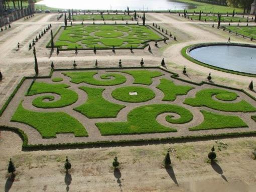 Dicas de decoracao para casa - Decoração de Jardim - Decoração do Jardim do Palácio de Versalhes 001