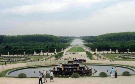 Dicas de decoracao para casa - Decoração de Jardim - Decoração do Jardim do Palácio de Versalhes 004