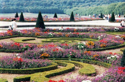 Dicas de decoracao para casa - Decoração de Jardim - Decoração do Jardim do Palácio de Versalhes 005