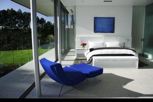Arquitetura de casa na nova zelandia - dica de decoração de quarto de casal 2
