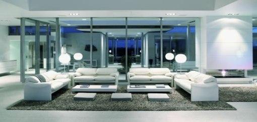 Arquitetura de casa na nova zelandia - dica de decoração para sala de estar 2