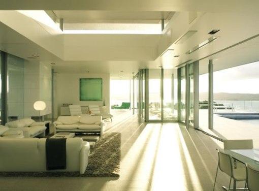 Arquitetura de casa na nova zelandia - dica de decoração para sala de estar 3