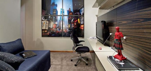 Dica de decoracacao casa cor bh - dica de decoracao de quarto de fotógrafo - Patrícia Bomfá