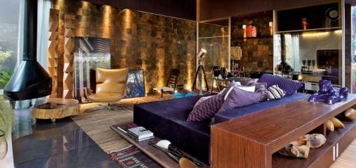 Dica de decoracacao casa cor bh - dica de decoracao de quarto home do casal - Irma Lara