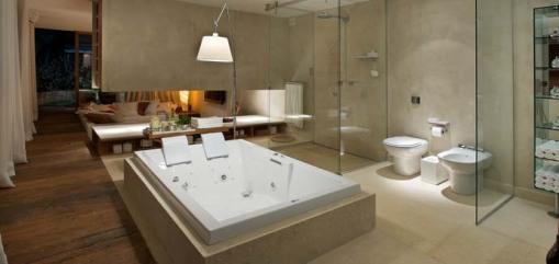 Dica de decoracao de banheiro na caso cor 2009 belo horizonte - Graziella Nicolai