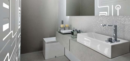 Dica de decoracao de lavabo social na caso cor 2009 belo horizonte  - Carolina Lage