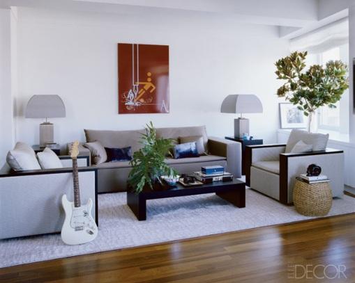 Dica de decoração - Decoração da sala de esrtar do John Mayer