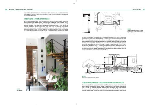 Dica de livro de decoração - Livro Ecohouse - casa ecologica 4