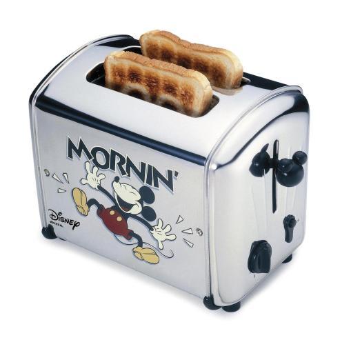 Presente de dia das crianças - Torradeira Toaster Linha Disney