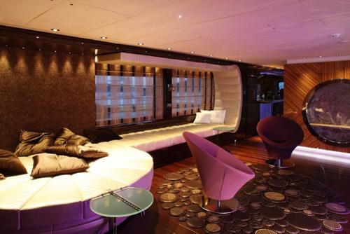 dica de decoração de interior de yacht - Decoração de quarto